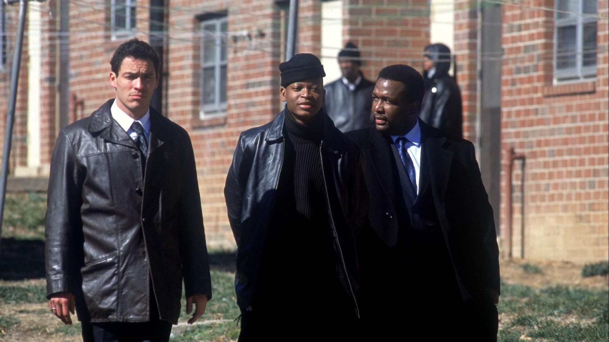 The Wire Cast
