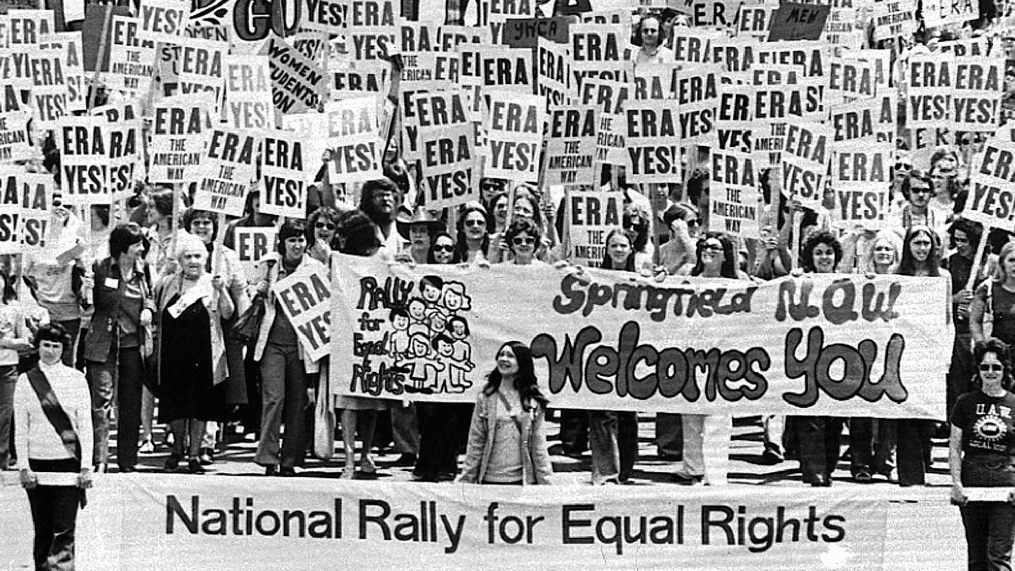 Illinois should ratify the Equal Rights Amendment ...