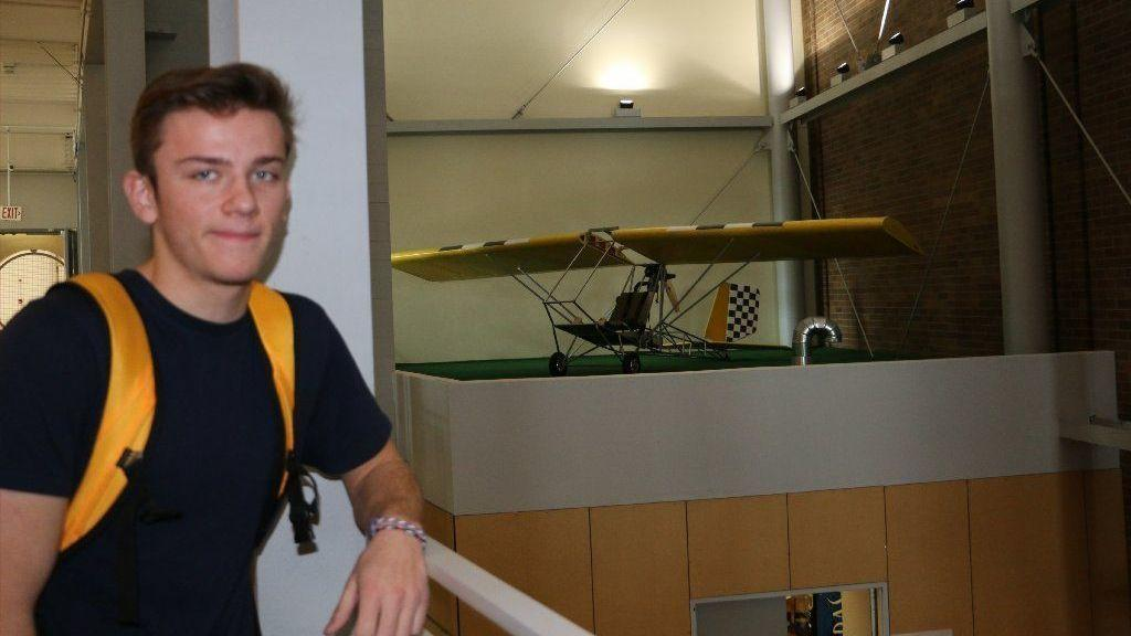 Plane built by Andrew High School students nearly ready ...