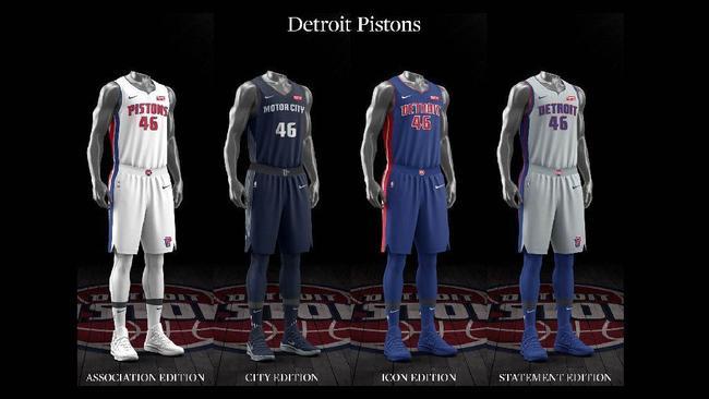 07ce56407a1c Ranking the NBA s new Nike-designed uniforms - Chicago Tribune