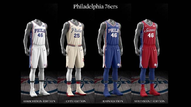 2b34c2de3 Ranking the NBA s new Nike-designed uniforms - Chicago Tribune