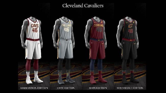 e93660baf3c Ranking the NBA s new Nike-designed uniforms - Chicago Tribune