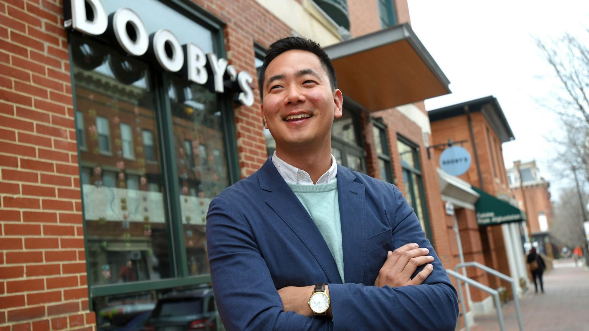 how dooby s 32 year old owner is shaping baltimore s dining scene