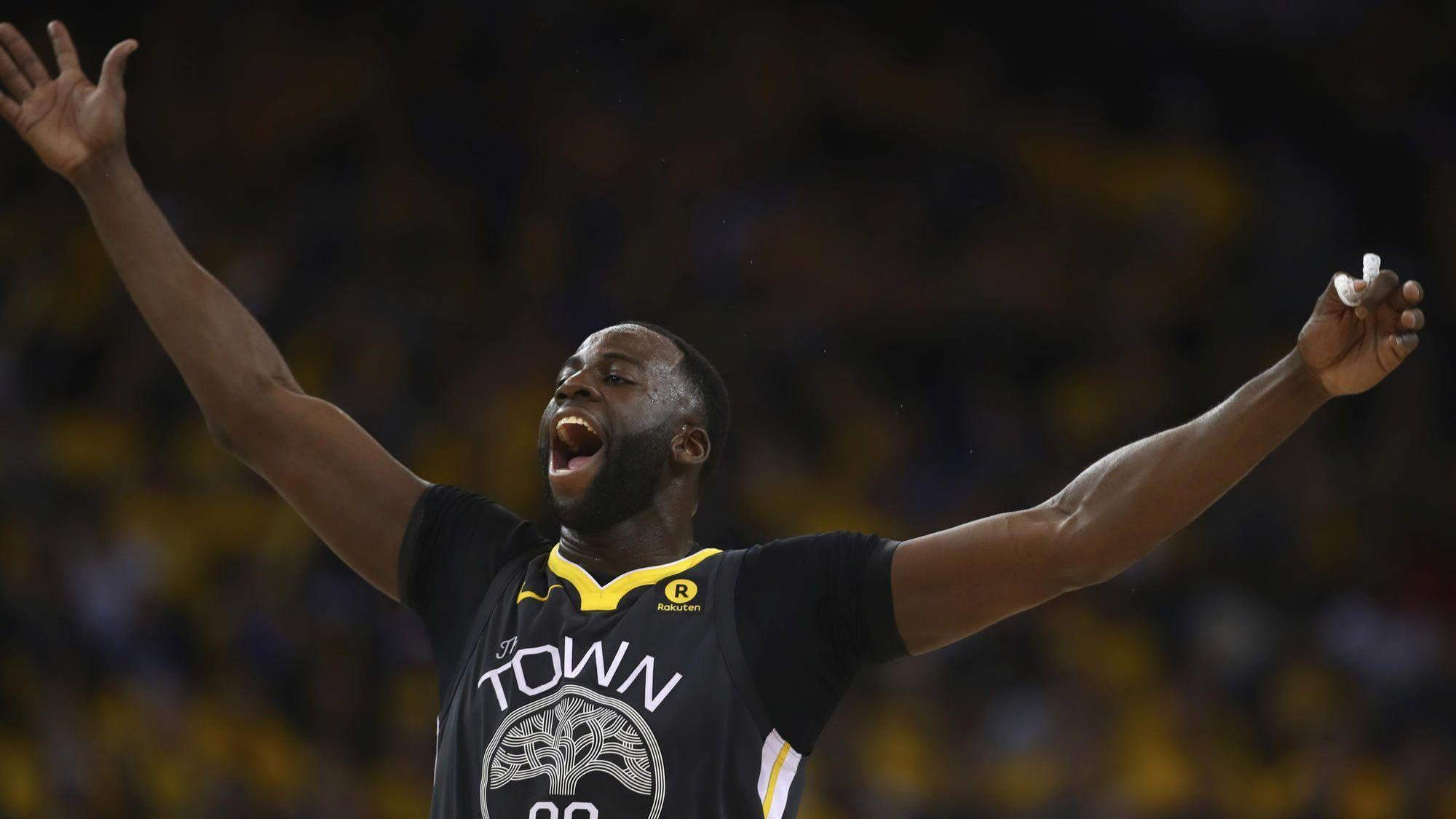 The Draymond Green Flagrant Foul Tracker Is Underway