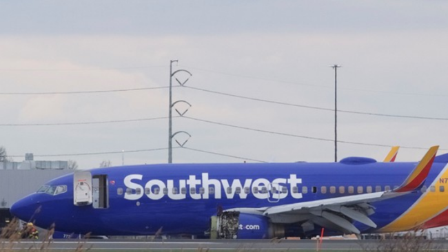 NTSB  Woman dead after Southwest Airlines makes emergency landing in  Philadelphia cca8542db