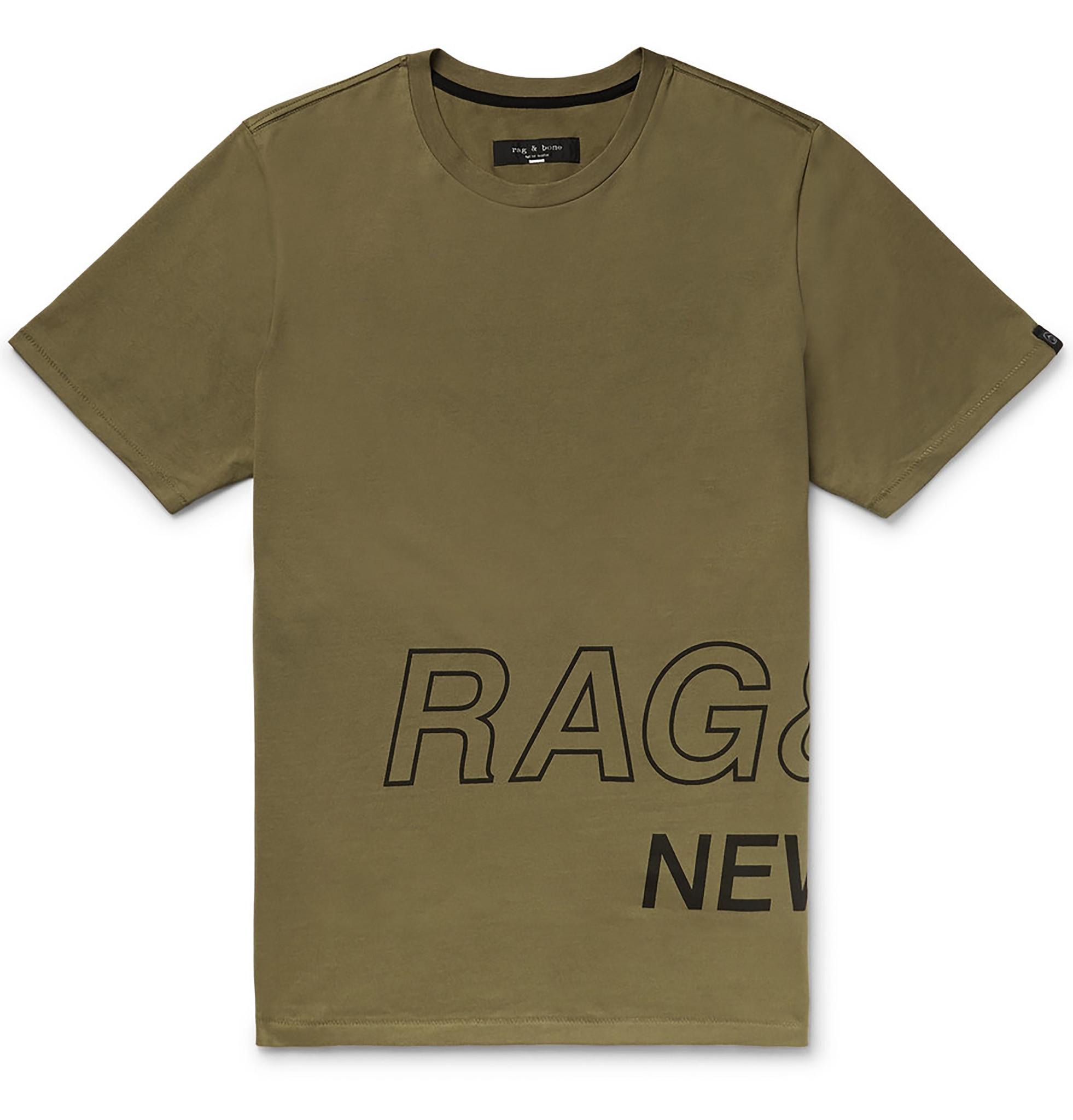 Rag & Bone T-shirt.