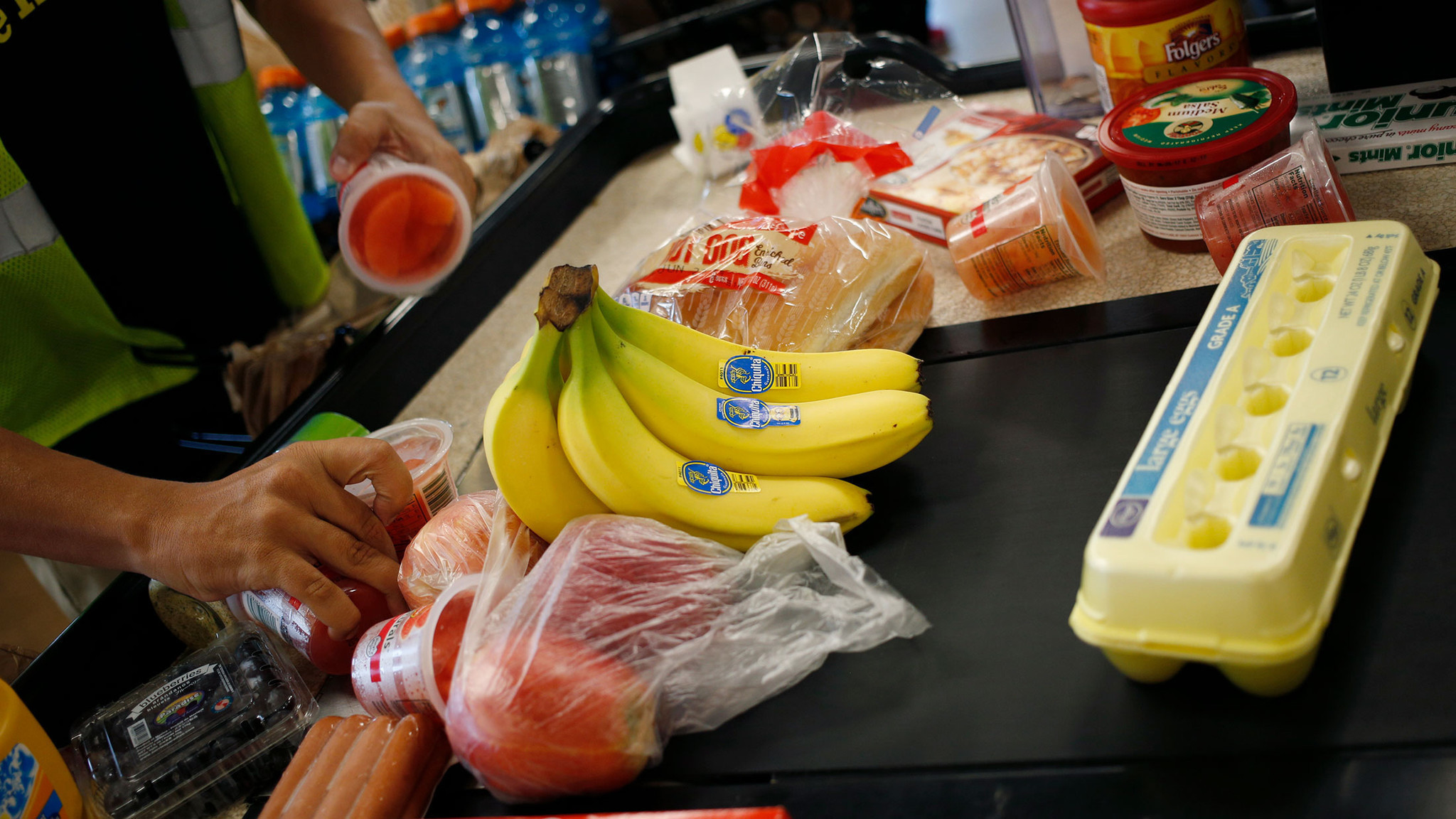 Republican Plan To Tighten Food Stamp Work Requirements Advances Despite Opposition