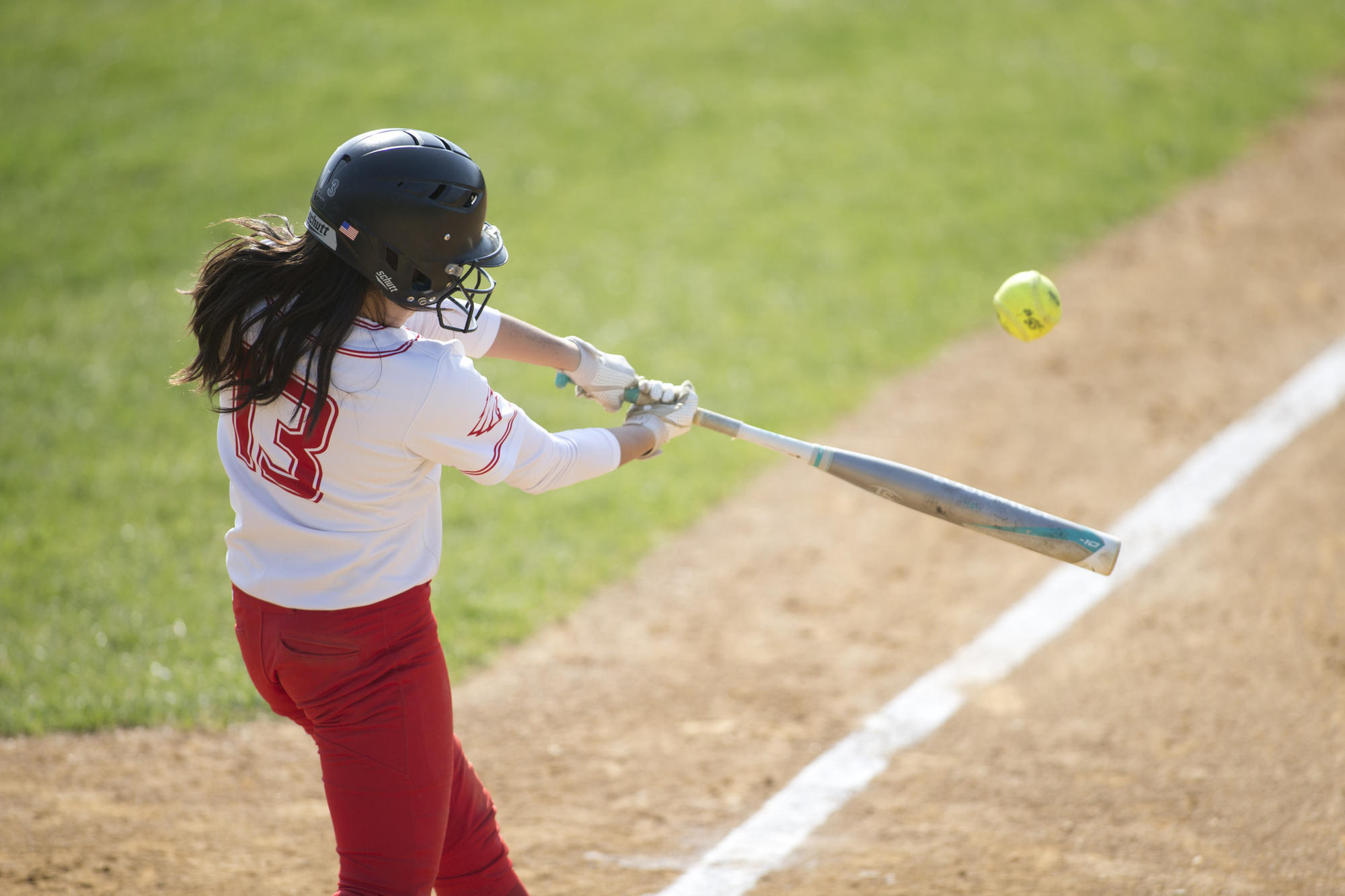 top of the order leads centennial softball past atholton 14 4