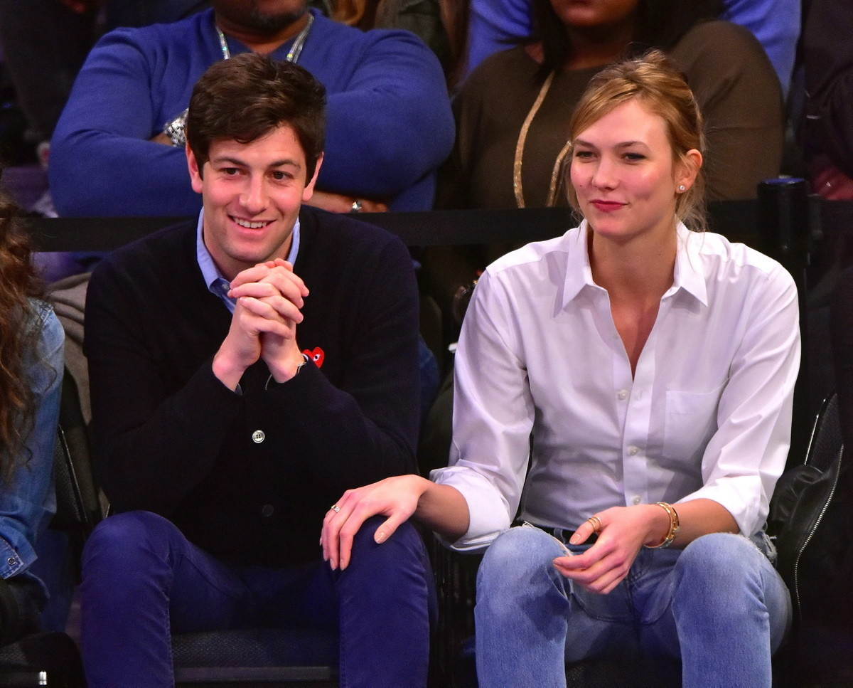 Supermodel Karlie Kloss will still vote Democrat, even with Trumps as in-laws