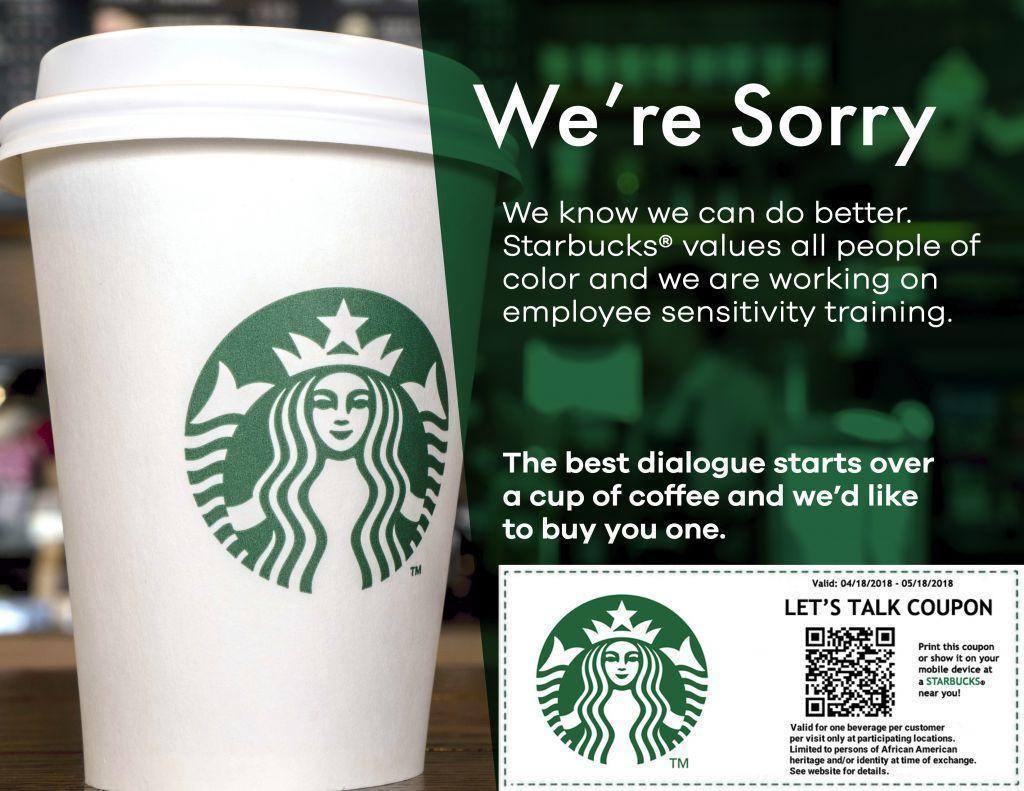 Fake Starbucks Free Drink Coupon