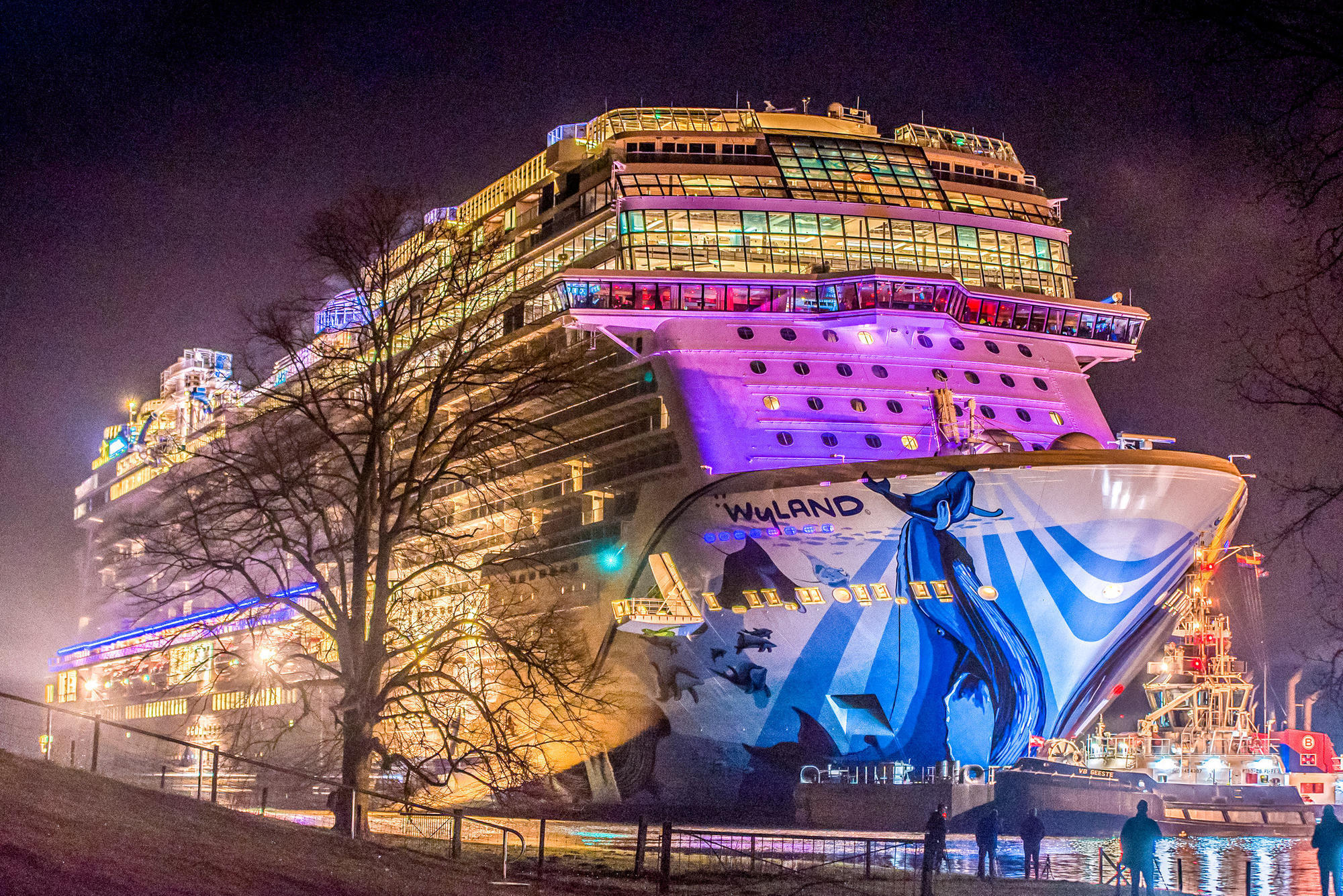 Norwegian Cruise Line Gets Its Hands On Florida Bound