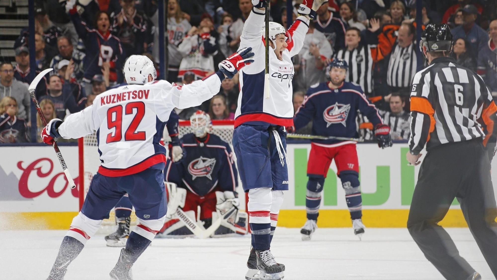 No overtime necessary as Capitals defeat Blue Jackets 77bab85c5