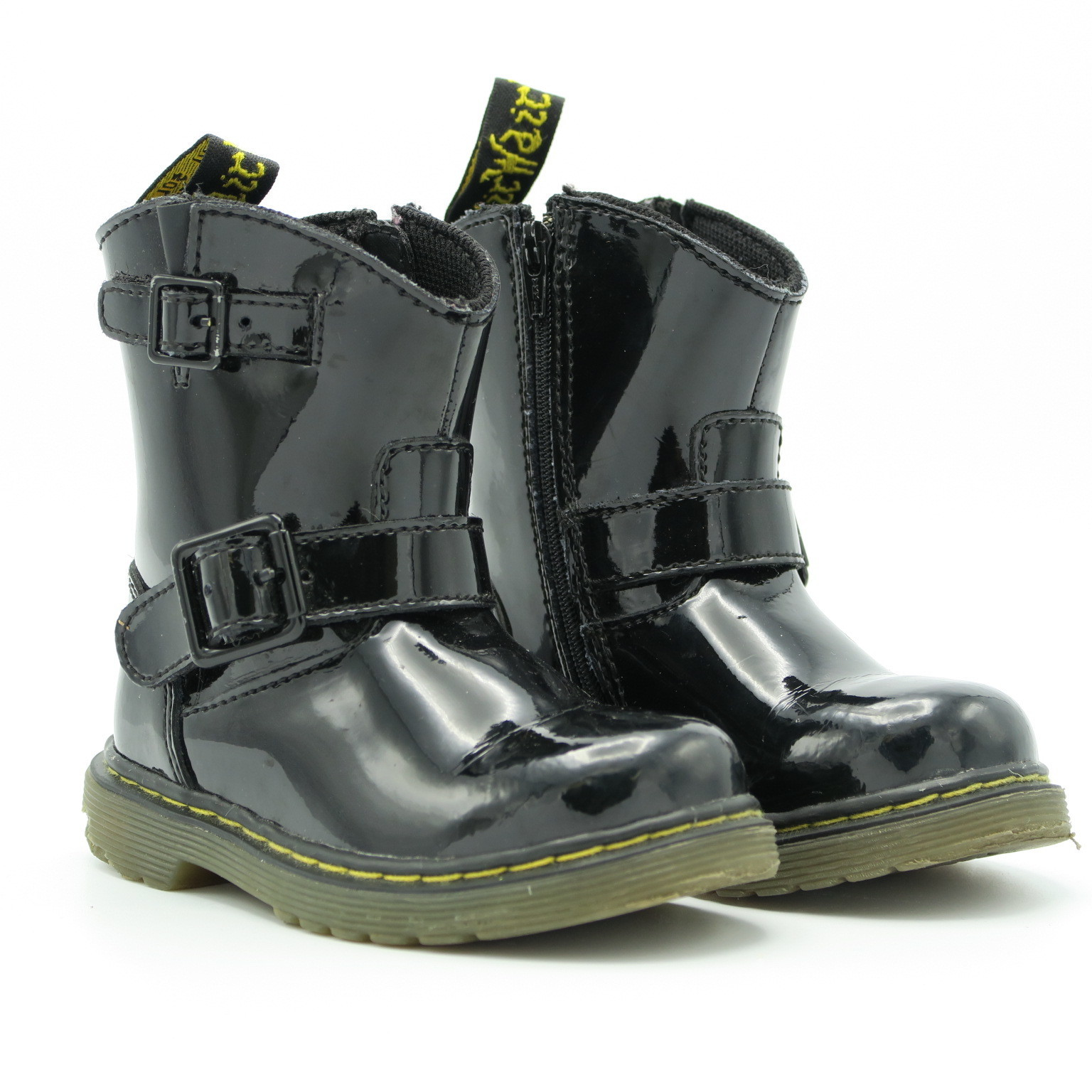 c0356337373 Dr. Martens for kids are available for trade by the Swoondle Society