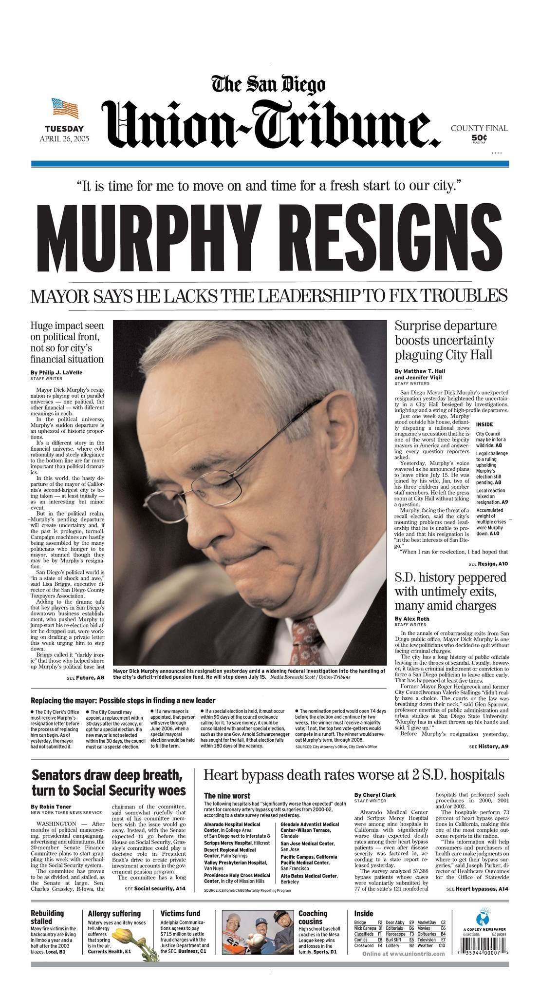 April 26, 2005