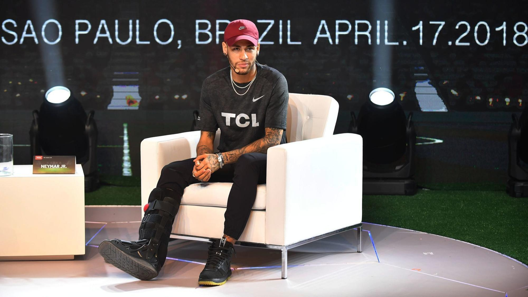 0dc9a84dd99 Reports  Neymar expected back in Paris in May - Chicago Tribune