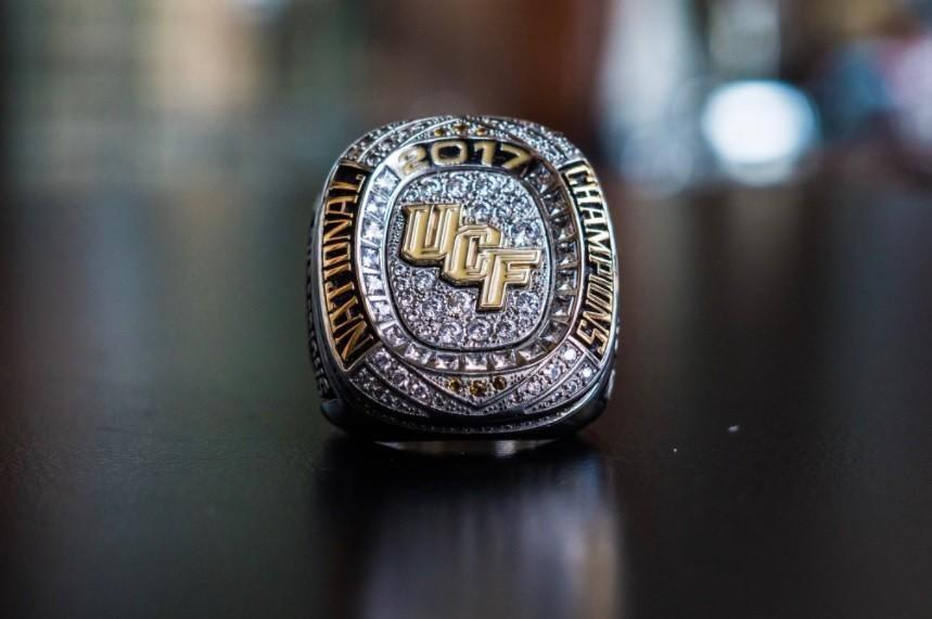 Pictures: UCF unveils 2017 national championship rings ...