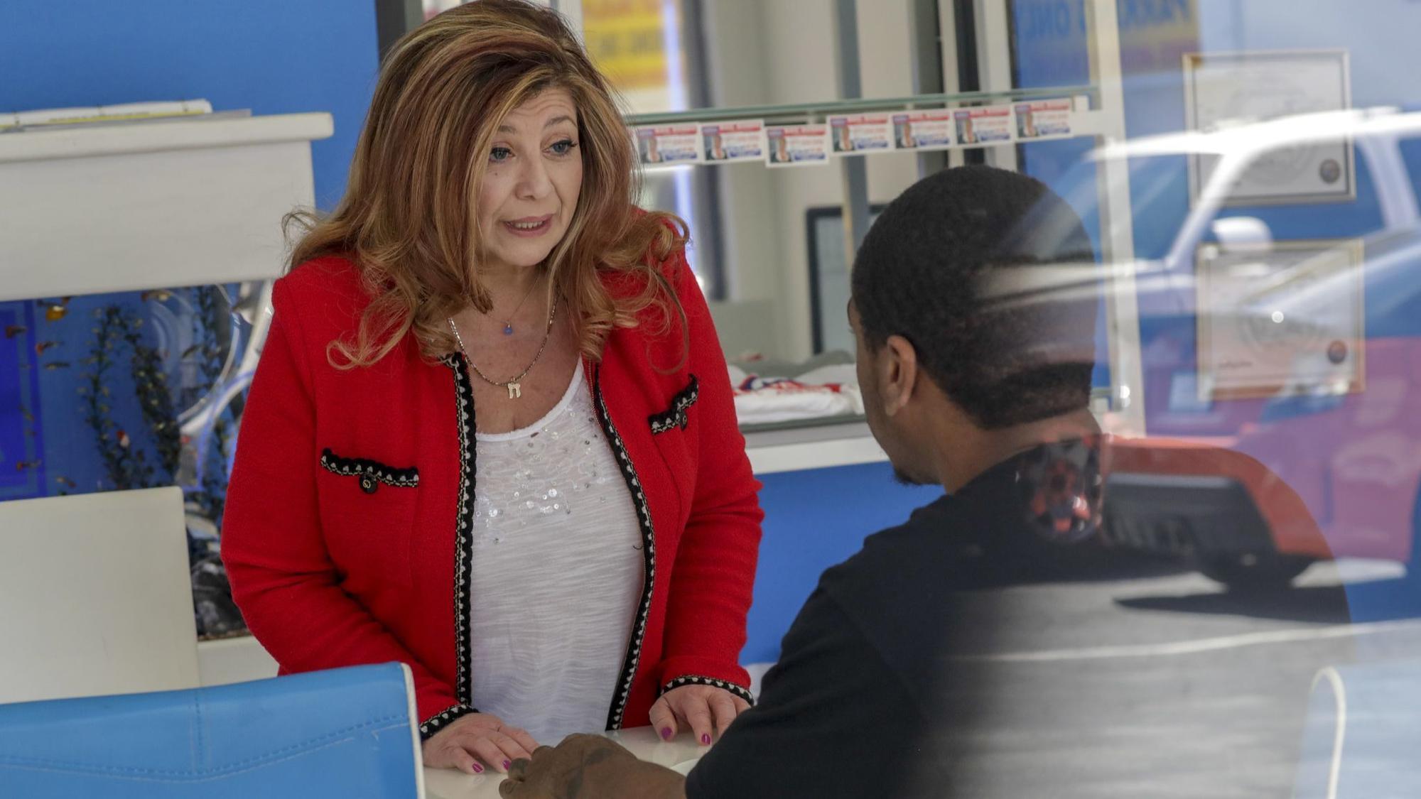 Bail agent Jane Un