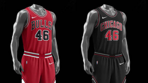 be9a124bbdc Ranking the NBA's new Nike-designed uniforms - Chicago Tribune