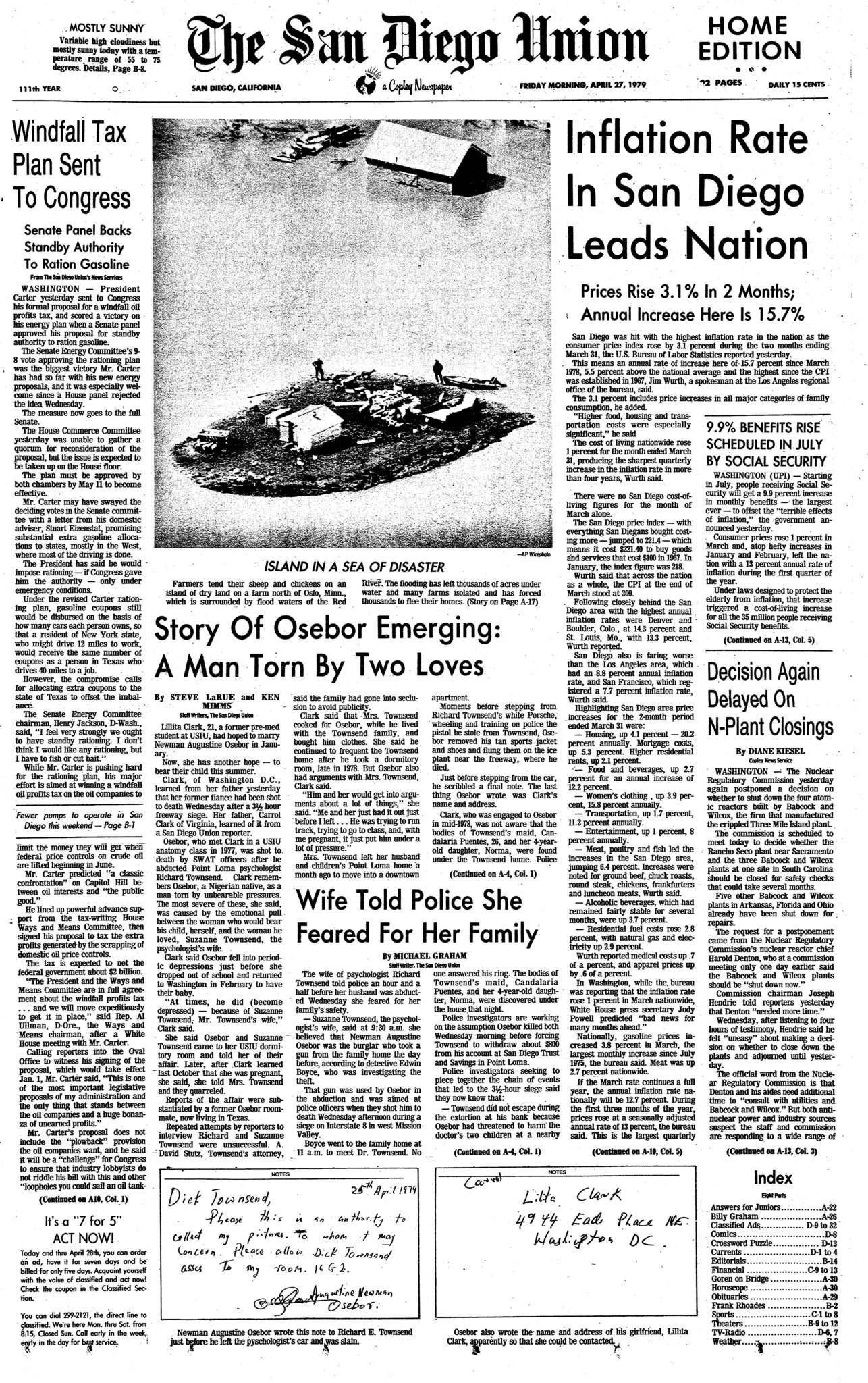 April 27, 1989