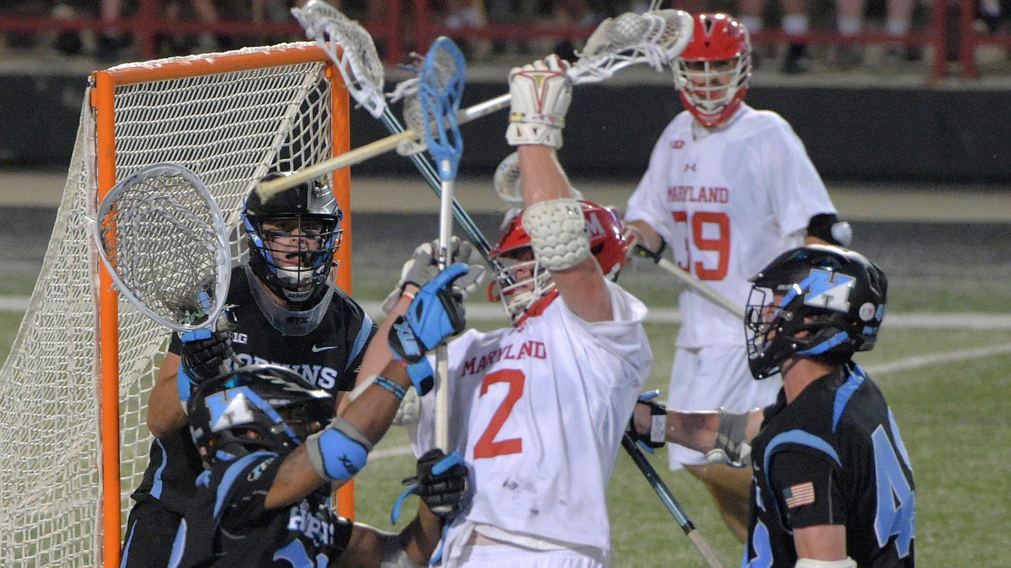Only 2,000 tickets remain for Maryland-Johns Hopkins men's ...