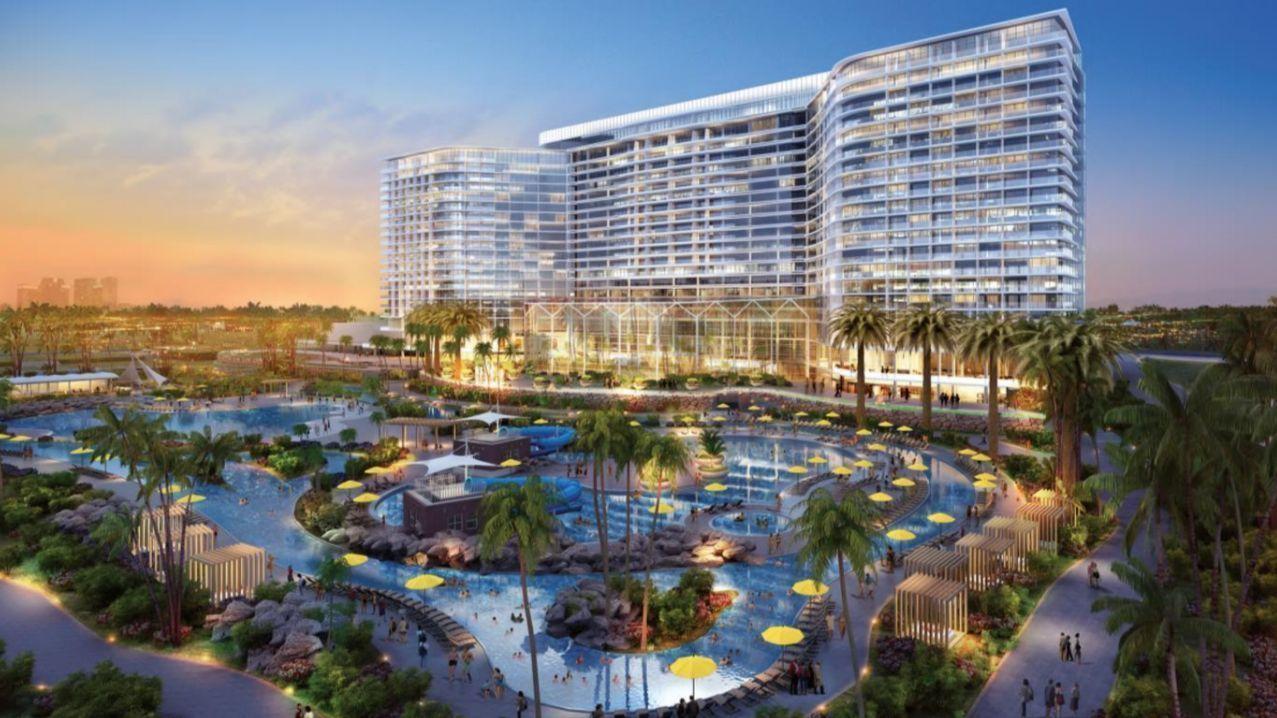 Chula Vista Rv Resort Special: Chula Vista, Port Approve Financing For Billion-dollar
