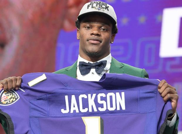 Five things to know about Ravens first-round draft pick Lamar Jackson -  Baltimore Sun 1f0569b3b