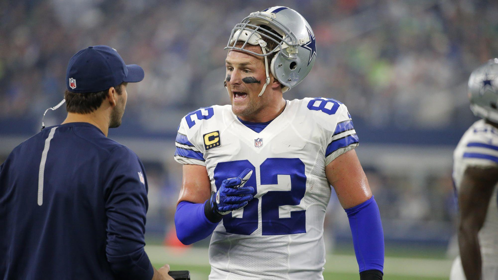 52ce7bf25d5 Jason Witten to retire and join 'Monday Night Football' booth, ESPN reports