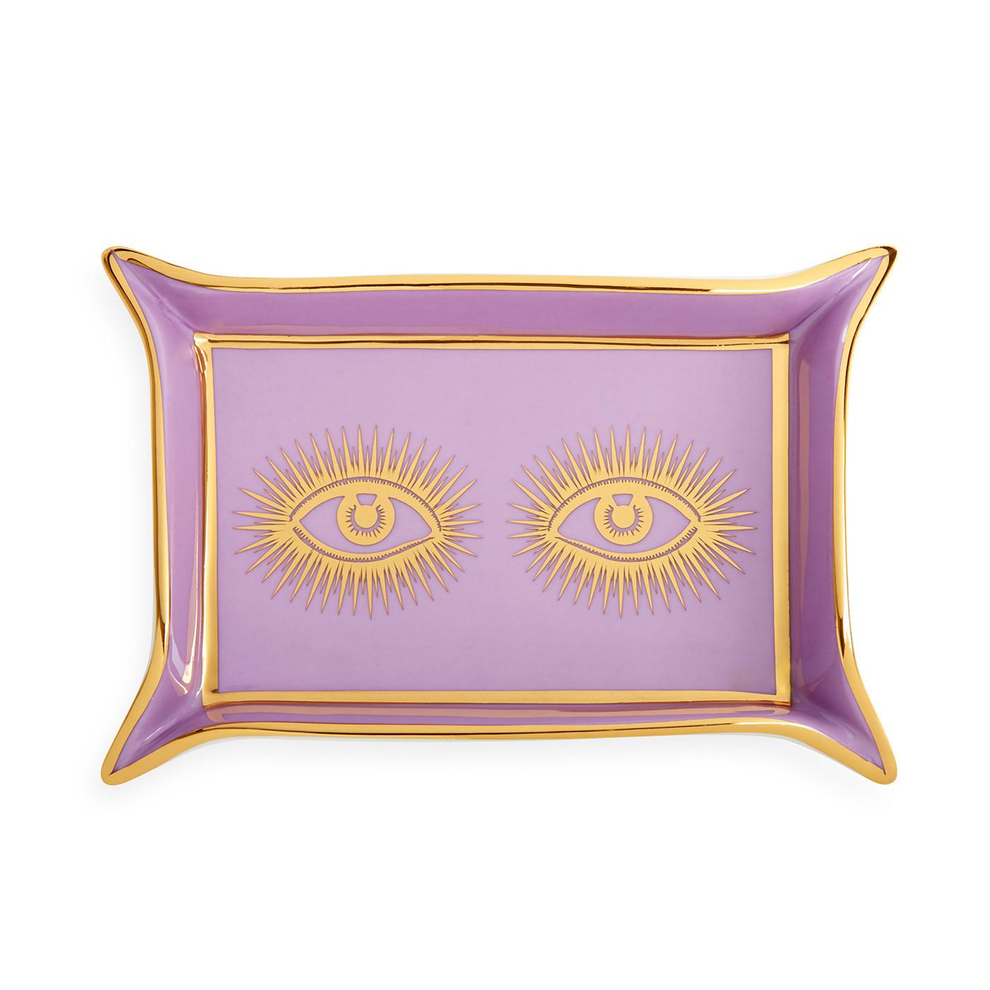 Jonathan Adler's Eyes Valet Tray.