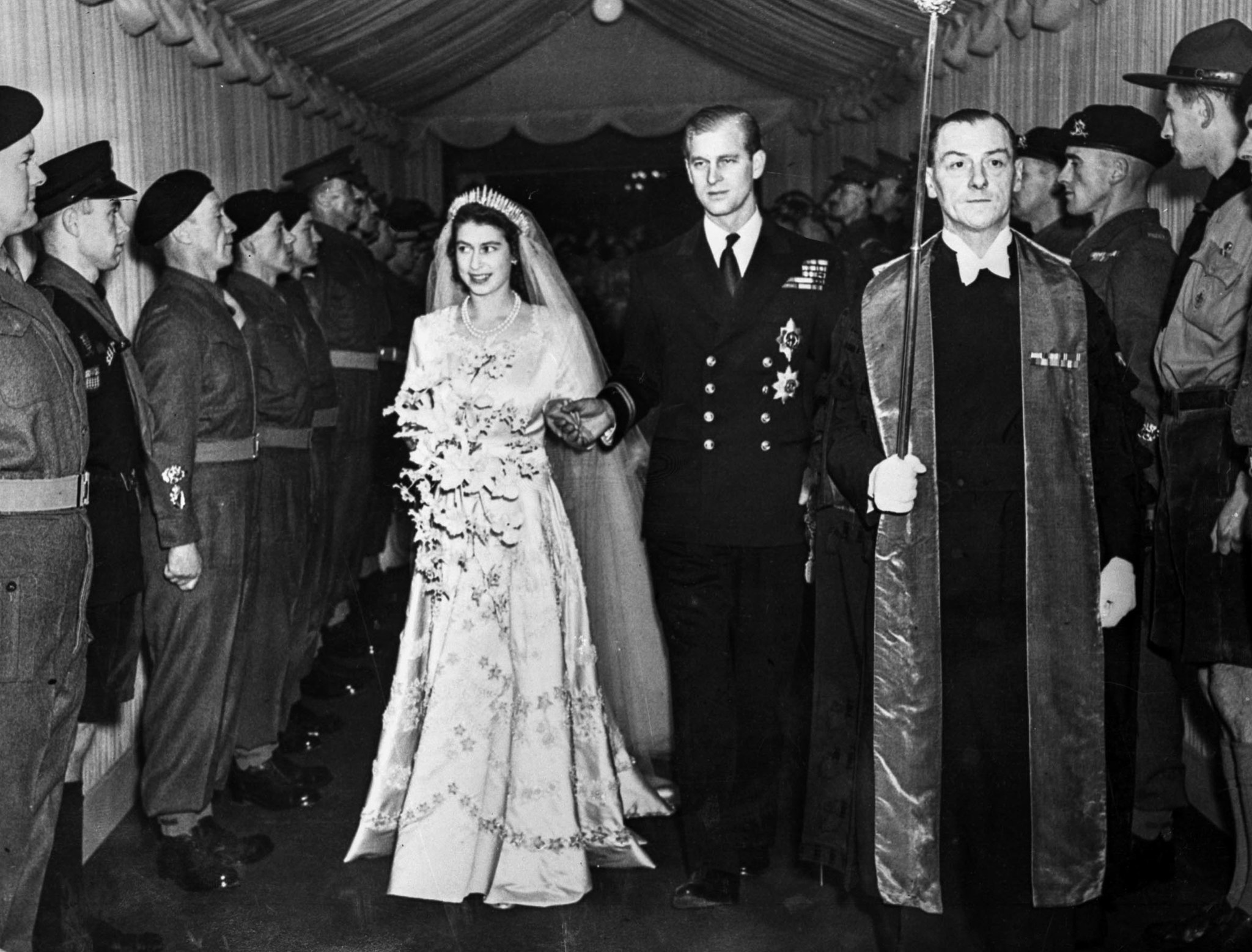 Princess Margaret Wedding.Royal Wedding Princess Elizabeth And Prince Philip S 1947 Wedding
