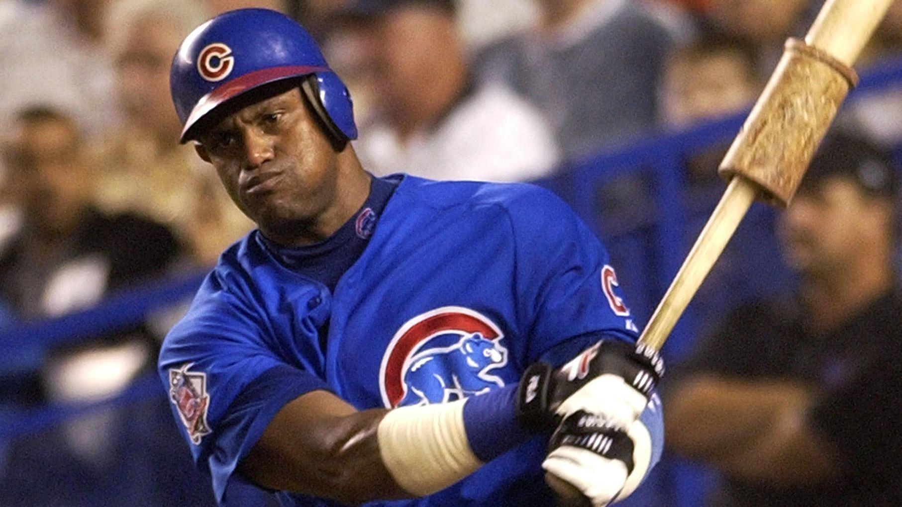 White People Be Like Who Is Sosa Sammy Sosa would welco...