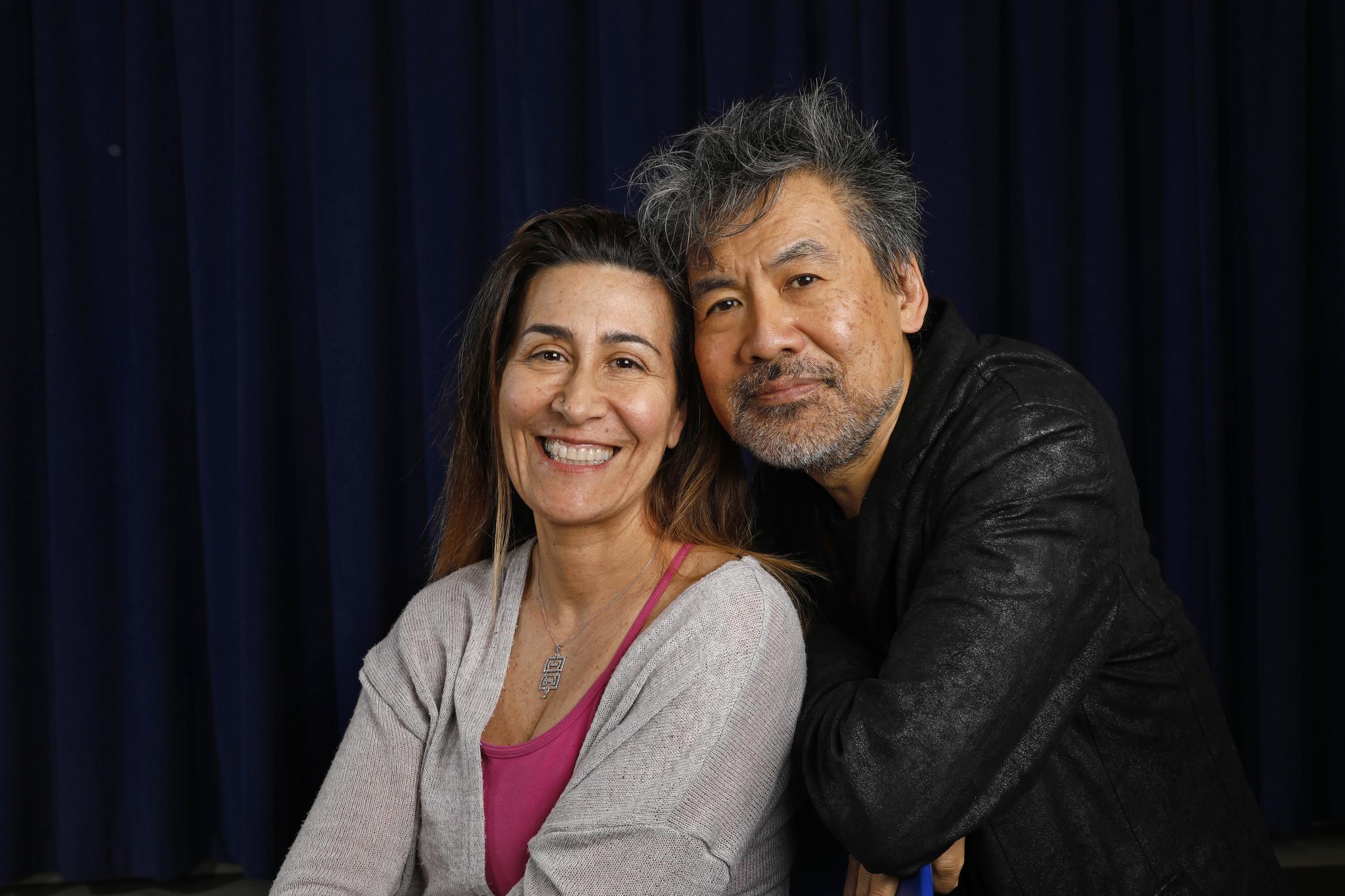 David Henry Hwang and Jeanine Tesori
