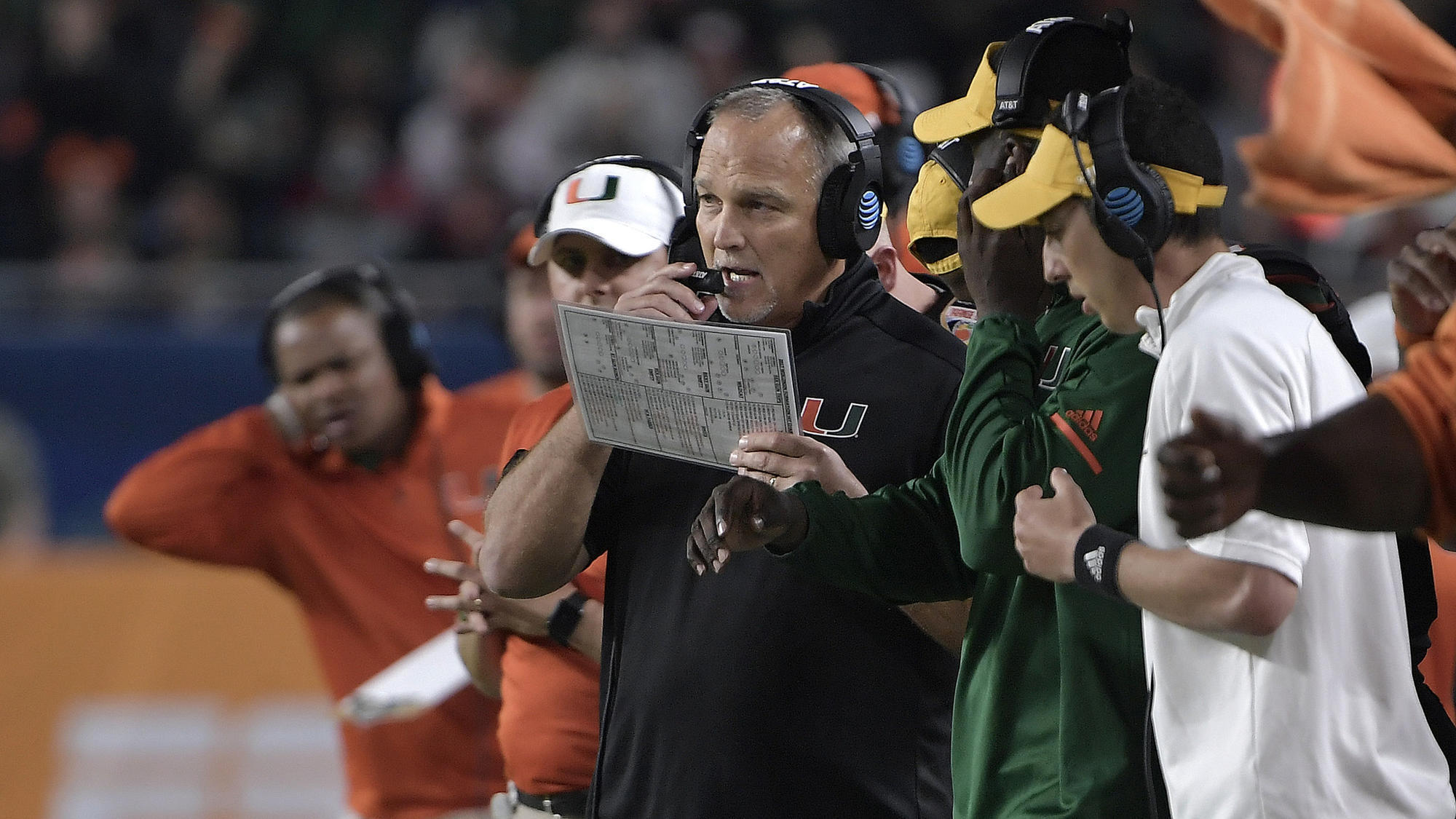 Mark Richt Agrees To Contract Extension That Will Keep Him