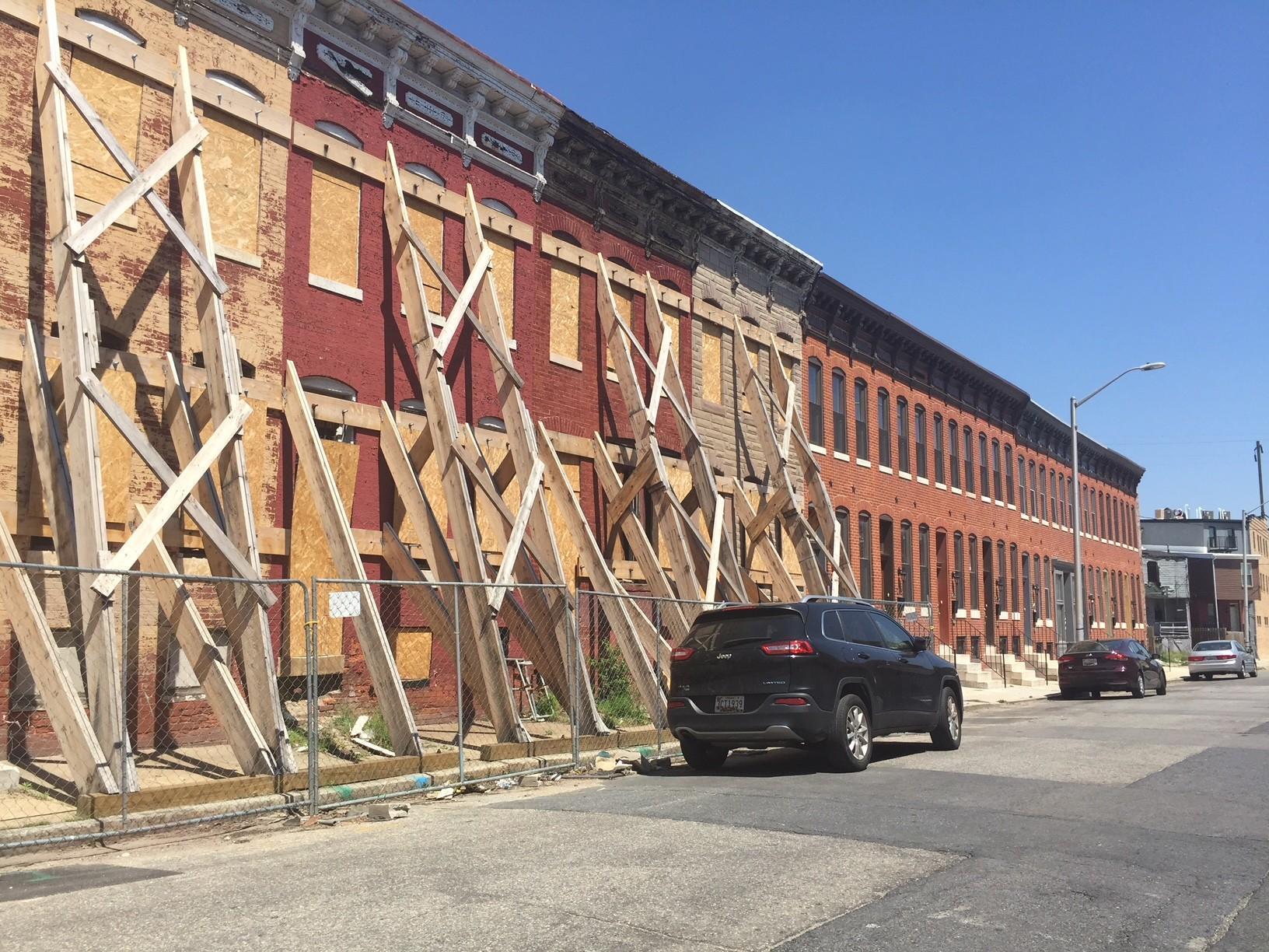 shocking developments in east baltimore baltimore sun
