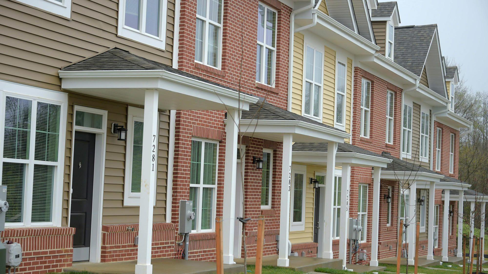 Stupendous Affordable Housing Quota Is Increasing In Baltimore County Home Interior And Landscaping Dextoversignezvosmurscom