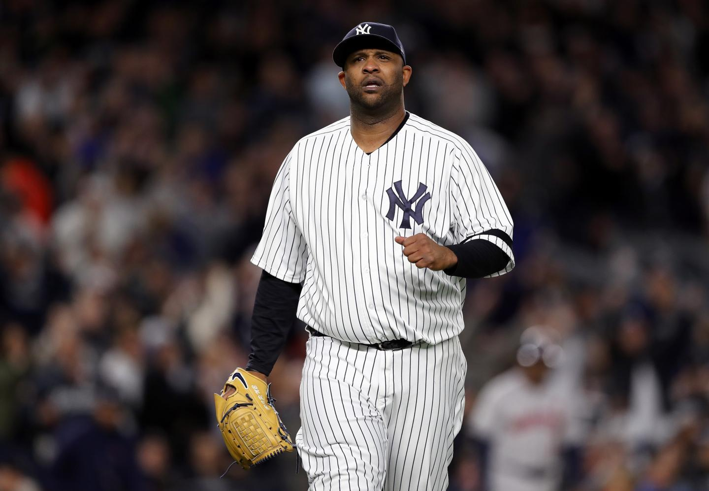 CC Sabathia says Yankees 'got cheated' out of titles by Astros, Red Sox