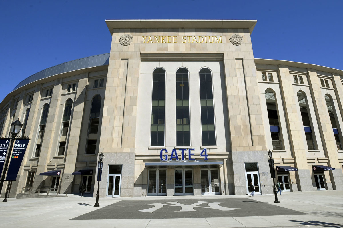 Yankees announce $1.4M 'distress' fund for Yankee Stadium workers, but there's a catch