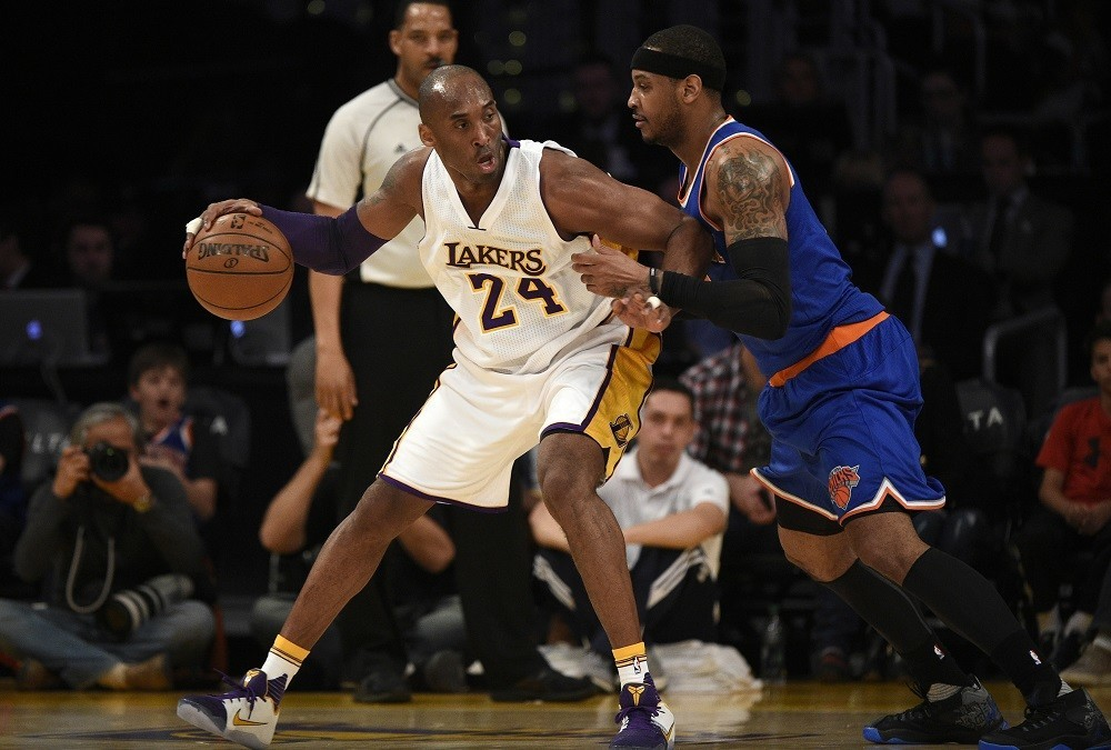 Madison Square Garden pays tribute to Kobe Bryant before Knicks-Nets game