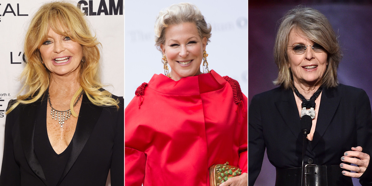 'First Wives Club' stars Goldie Hawn, Diane Keaton, and Bette Midler reuniting for new holiday comedy