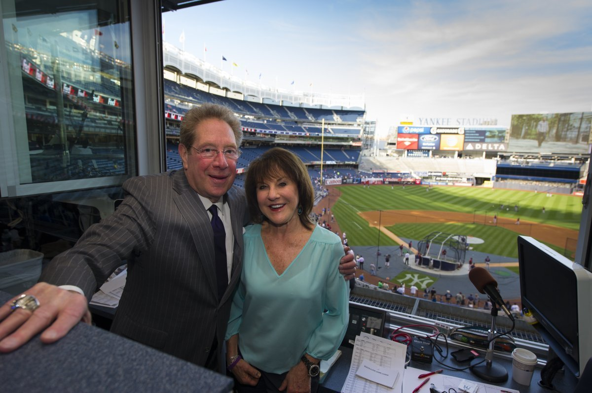 Yankees broadcaster Suzyn Waldman stays connected while waiting for baseball's return