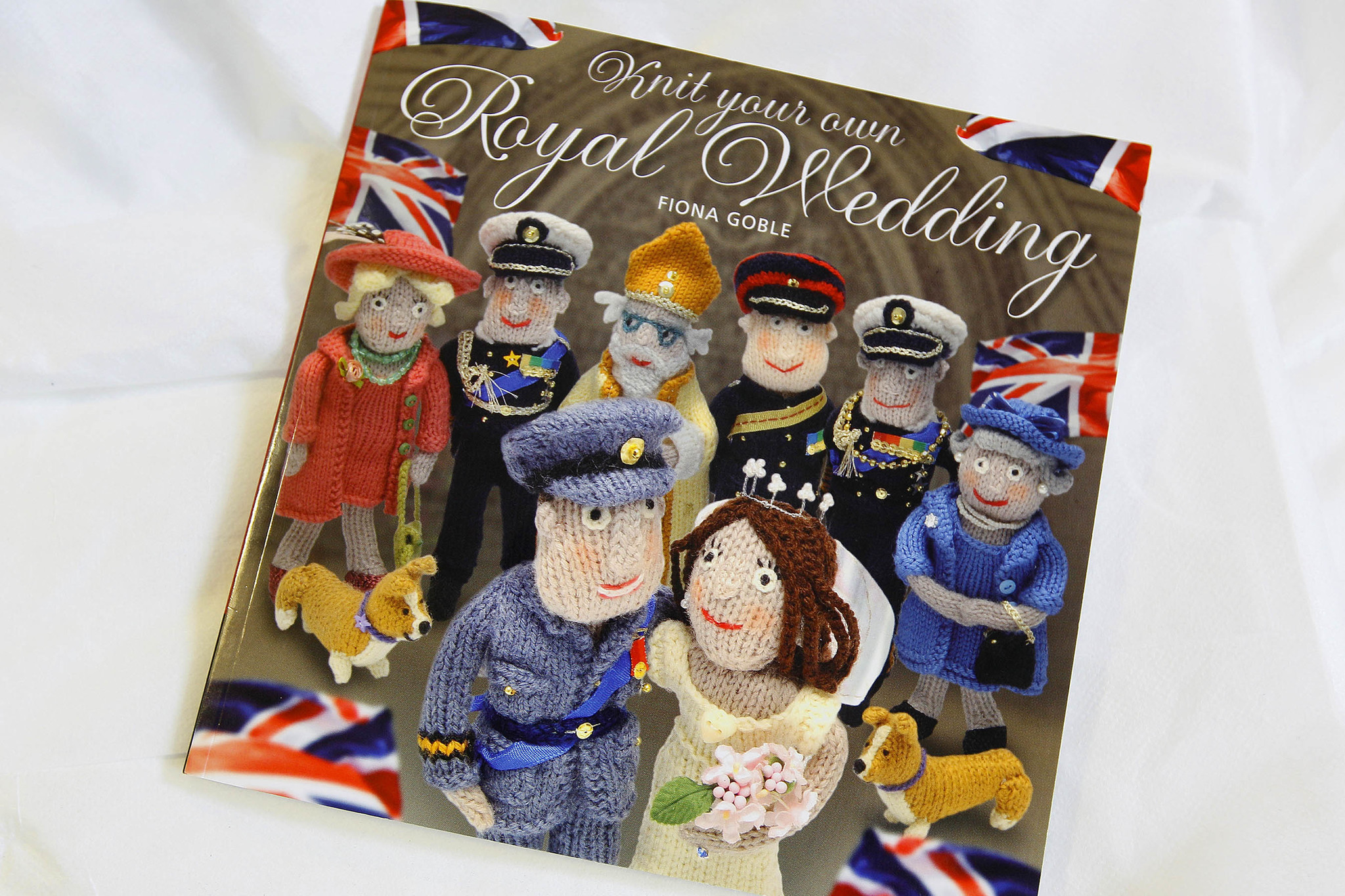 """""""Knit Your Own Royal Wedding"""""""