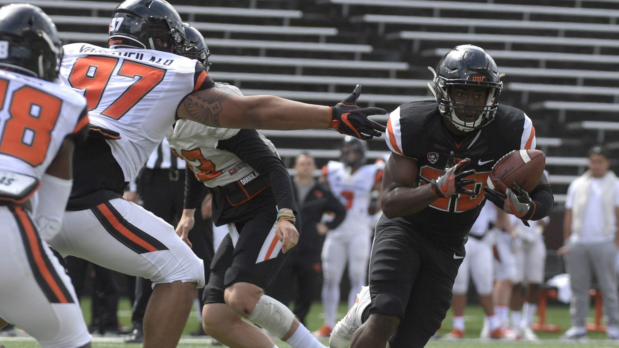 oregon state eager to rebound ranked no 112 in 2018 preseason