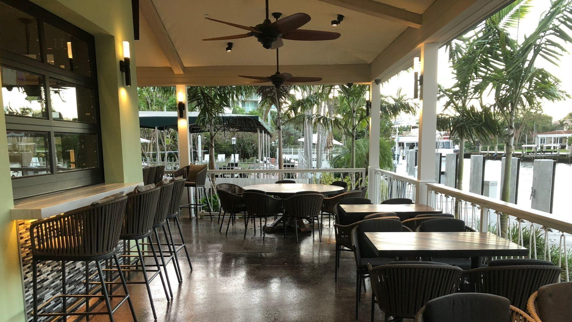 Dock And Dine At Boathouse The Riverside Fort Lauderdale S Newest Riverfront Restaurant Sun Sentinel