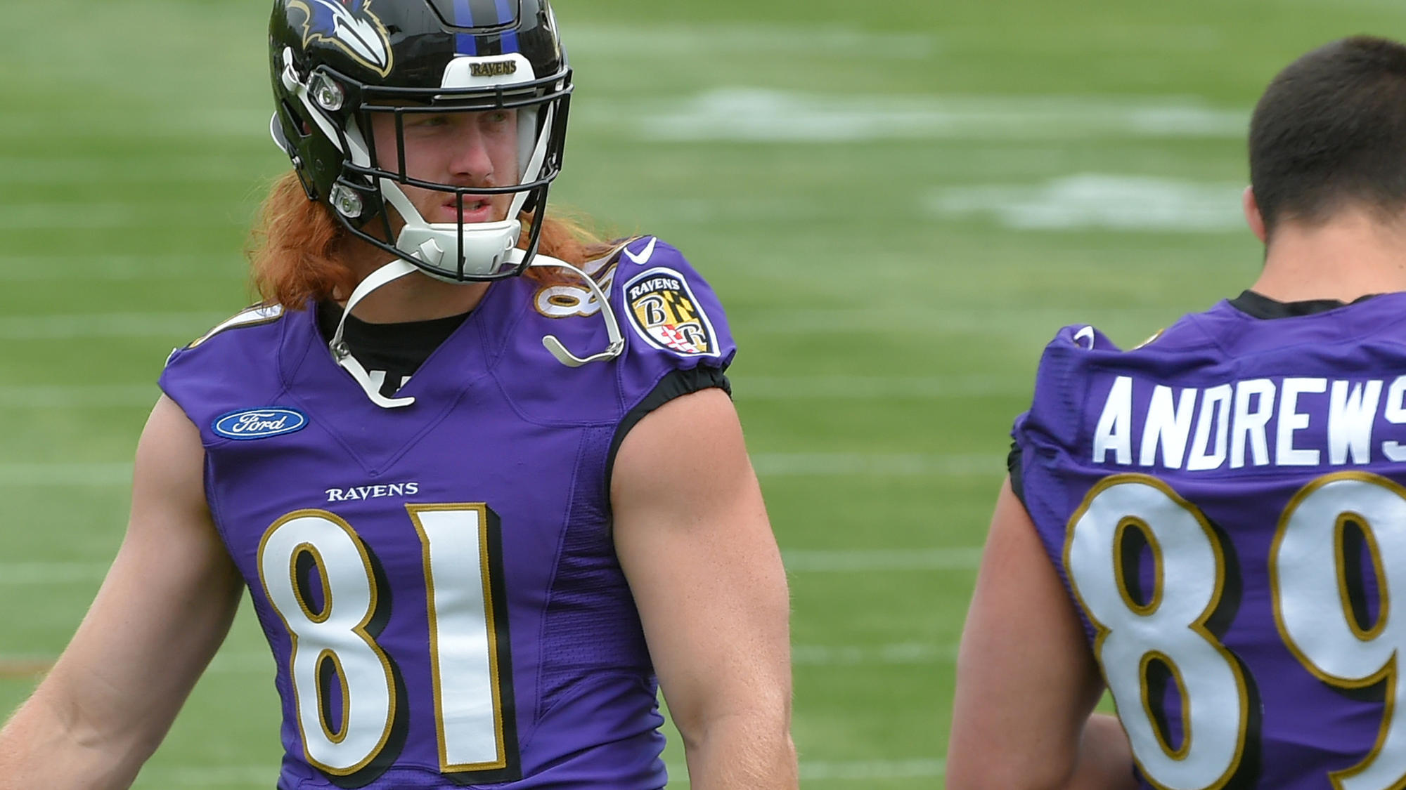 Looking At The Ravens Offensive Depth Chart Ahead Of Various Offseason Minicamps Baltimore Sun