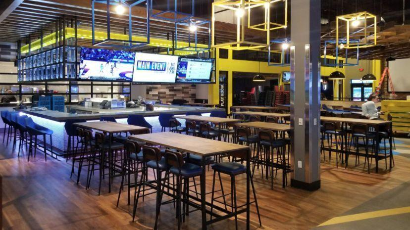 Main Event Entertainment Opens Tuesday At The Mall In
