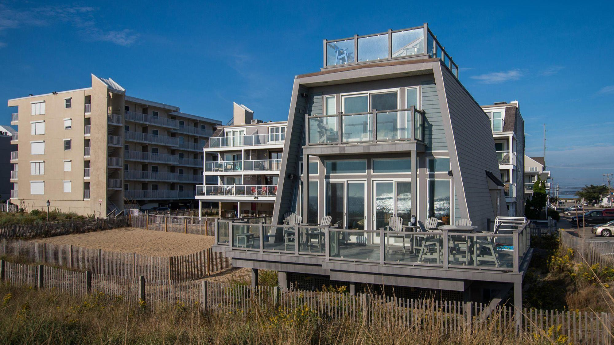 High End Rental Homes In Ocean City Rehoboth Beach Offer Luxury On
