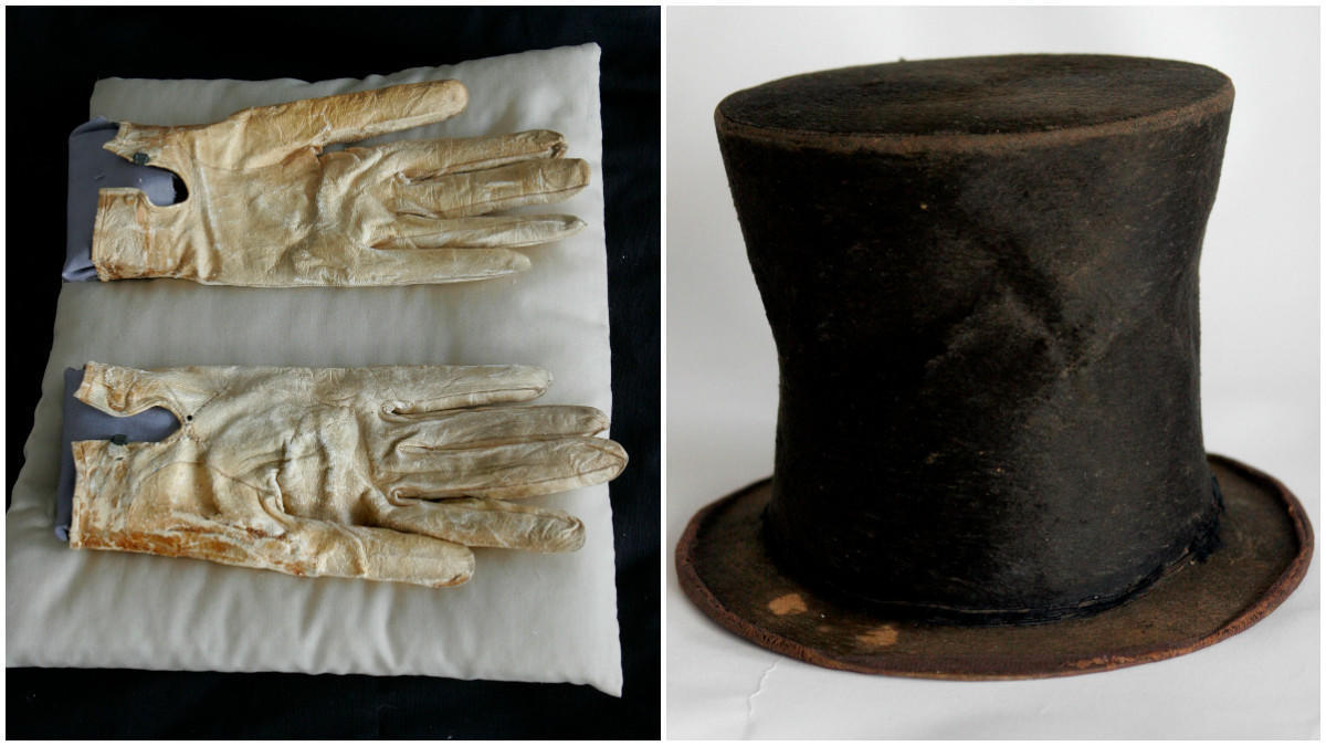 Historical Lincoln Items Could Go On Auction Block Amid
