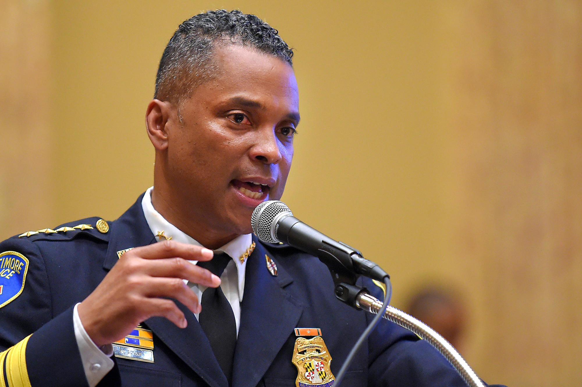 baltimores police commissioner long - HD 2000×1330