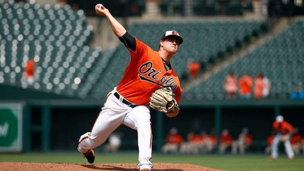 orioles david hess posts quality start in major league debut for 6