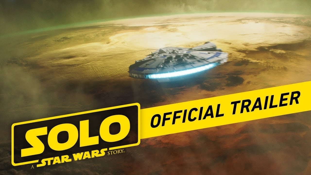 Solo: A Star Wars Story Official Trailer - Chicago Tribune