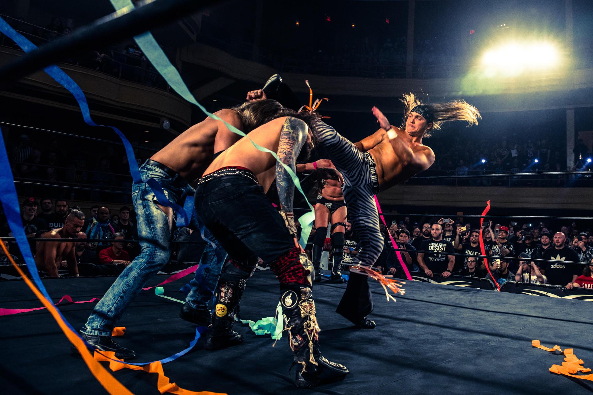 Wrestling Schauen